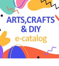 Download DIY Arts & Craft Catalog 2021