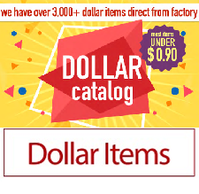 Download Dollar Items Catalog