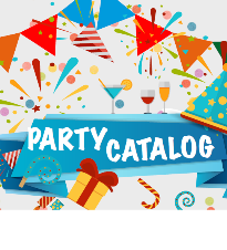 Download Party Items Catalog 2021