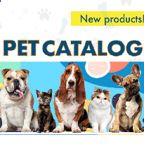 Download Pet Items Catalog 2021