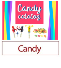 Download Candy Items Catalog 2020