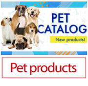 Download Pet Items Catalog 2019